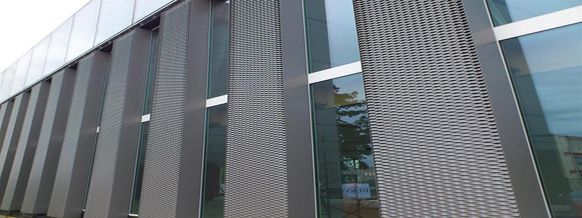 کاربردهای ورق اکسپندد(Expanded Sheet) در ساختمان