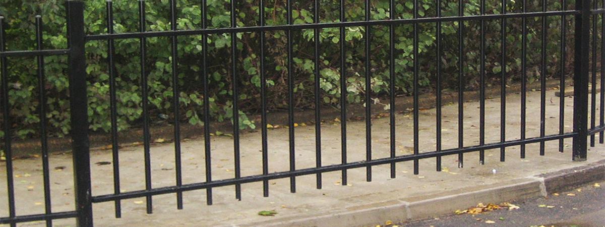 فنس استاندارد نرده ای - Rolling Fence (RF)