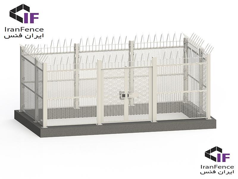 فنس استاندارد نرمال - Normal Fence (NF)